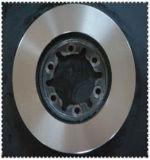 Автомобиль высокого качества популярный разделяет переднюю тормозную шайбу для Тойота Hiace 4351226040