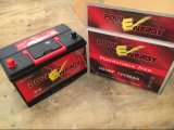 Batterij van de Auto van het Onderhoud van N80mf 12V80ah de Vrije