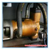 Perfil hidráulico da máquina de corte de aço (Trabalhador Ferro Q35Y-16)