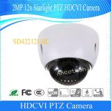 Dahua 2MP 12XのスターライトPTZ Hdcviデジタルのビデオ・カメラ(SD42212I-HC)