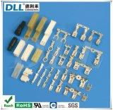 10 Pin Molex 0026013 5569 4.2mm lancent le connecteur duel à angle droit d'en-tête de rangée