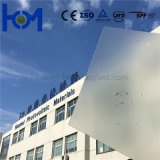 3.2mm Hoog Overbrenging Aangemaakt PV Glas voor Zonnepaneel met ISO, SPF, SGS