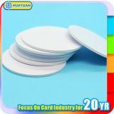 무료 샘플을%s 가진 125kHz TK4100 EM4200 RFID PVC 디스크 꼬리표