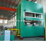 Presse à compression de pneu de chariot élévateur/machine pneu solide/pneu de vulcanisation en caoutchouc corrigeant la presse