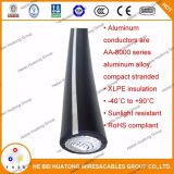 Алюминий 2000V AA UL Listed 8000 UV упорного 1/0 2/0 3/0 4/0 фотовольтайческих серий кабелей PV