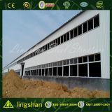 Edificio de almacenaje comercial prefabricado o Custom Designed del metal