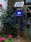 カの防水加工剤のキラーが付いている太陽LEDの庭の中庭の芝生ライト