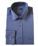 Los hombres Non-Iron visten camisetas de algodón (PL-M-HOJAS011)