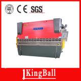 Hydraupic Presse-Bremse CNC-Edelstahl-verbiegende Maschine