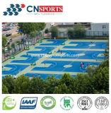 Voleibol de la escuela/Bsketball/Badmitton Corte del suelo, la cancha de deportes gimnasio piso