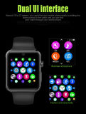 Handgelenk-intelligente Uhr Form-Digital-Bluetooth mit Kamera und Multifunctions Dm09