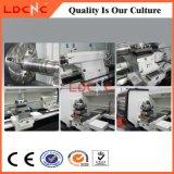 Tornio per il taglio di metalli di CNC del grado automatico di alta precisione da vendere
