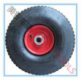 4.00-4 가솔린 세탁기를 위한 압축 공기를 넣은 고무 바퀴