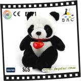 Jouet de panda d'amour de peluche