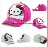 Visiera di Sun di modo dei bambini di marca di disegno dei capretti svegli del berretto da baseball