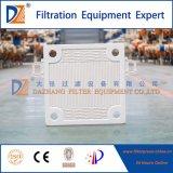 Piastrina di rinforzo del filtrante della piastrina pp della filtropressa del polipropilene