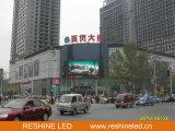 Outdoor DIP RGB P10 P16 Instalação Fixa Gabinete de Ferro Visor LED / Painel / Sinal / Parede de Vídeo