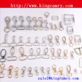 Crochet instantané d'émerillon de crochet/crochet en acier de cordon pour la chaussure de sac à main