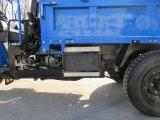Veículo Diesel da roda do chinês três de Waw com Rops & pára-sol