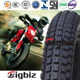 고품질 답답한 제조자 기관자전차 타이어 또는 타이어 (2.50-17)
