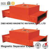 Separador magnético permanente de la tubería para el cemento, producto químico, carbón, plástico -2