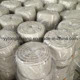Aluminosilicate ha intrecciato la corda della guarnizione della fibra di ceramica