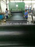 Quatro - Coluna de azulejos do piso de borracha hidráulico da máquina de vulcanização