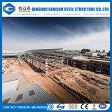 Het geprefabriceerde Industriële Pakhuis van het Staal wierp Bouw af