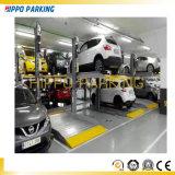 Гараж подъема автомобиля столба высокого качества 2 поставкы фабрики Retractable