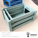 Hongdao большой деревянной упаковке со сдвижной крышкой_D