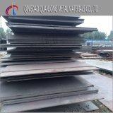 Placa de aço de carbono de S235 S355 Q235B Q345b