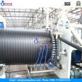 HDPE van de grote Diameter Spiraalvormige Pijp die van de Muur van de Drainage de Holle Machine/Lopende band maakt