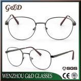 Het Optische Frame Van uitstekende kwaliteit van het Metaal van het Oogglas Eyewear van de manier