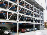 5-6 sistema automático nivelado do estacionamento do enigma do empilhador