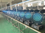 Beleuchtung RGBW 4 des Stadiums-36X15W in 1 mit beweglicher Hauptwäsche des Summen-LED