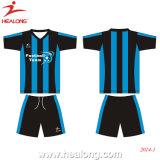 Футбола рубашки формы футбола футбол Джерси Джерси установленного изготовленный на заказ дешевый