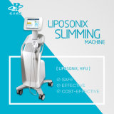Retiro gordo de Hifu del tratamiento Non-Surgical que adelgaza la máquina Liposonix