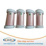 Фольга проводного углерода Coated медная для анода Substrate-Gn-Cc-Cu-20 батареи