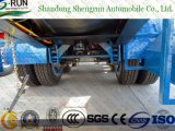 Transporte de cimento 50 M3 60 toneladas de cimento a granel semi reboque
