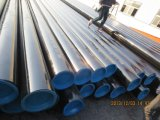 Schwarzes Carbon Welded Round Seamless Steel Pipe Made in China