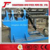 Máquina de soldadura longitudinal da emenda para a tubulação de aço e a tubulação do metal