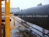 Macchinari di plastica uno dell'espulsione del tubo dell'intelaiatura dell'HDPE o in due tappe