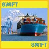 El transporte marítimo desde China a Estados Unidos/Canadá