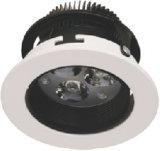 9W DEL Downlight pour éclairage intérieur/commercial (LAA)