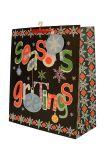 Магазины Christmmas бумажные мешки для Pcaking, рождественские подарки сумки, подарочный бумажных мешков для пыли, бумажных мешков для пыли, магазинов бумажных мешков для пыли