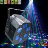단계 Equipment/RGBW LED 저속한 단계 마술 효력 Light/LED 효력 빛