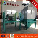 La parte superior la fabricación de pellets de madera de la máquina de refrigeración Refrigerador de contraflujo