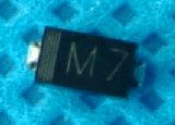 Случай Sk54 диода выпрямителя тока 5A барьера Schottky 40V SMC