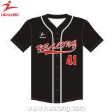 L'impression numérique Healong Poids léger T-shirt de baseball