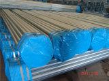 4 Zoll Sch40 heißes BAD Galvanzied Feuerbekämpfung-Stahlrohre mit Bescheinigungen UL-FM